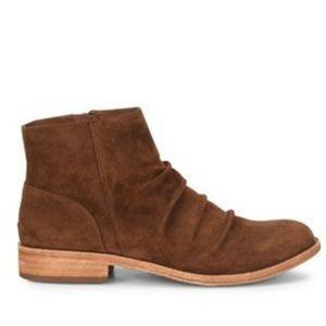 Kork-Ease| Giba Boot brown sienna suede / 8M